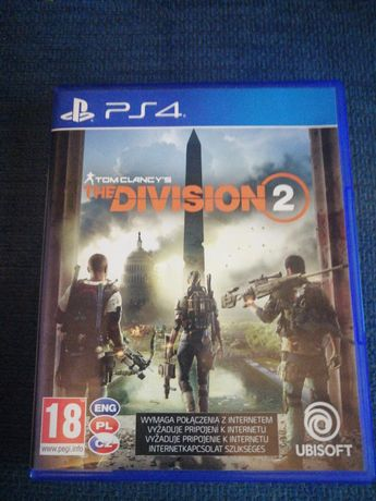 The Division 2 PS4 PL