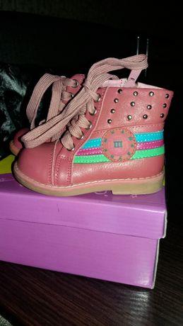 Новые ботиночки-ортопеды Шалунишка