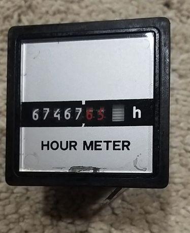Contador horário 220 V
