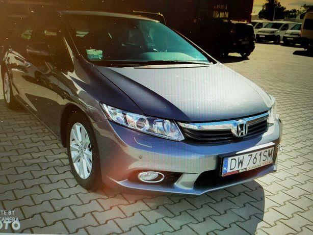 Honda Civic, l właściciel, zakup w polskim salonie