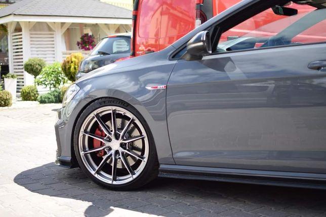 Felgi JR Wheels JR37 19x8,5 ET45 5x112 VW Golf GTI Seat Leon Cupra