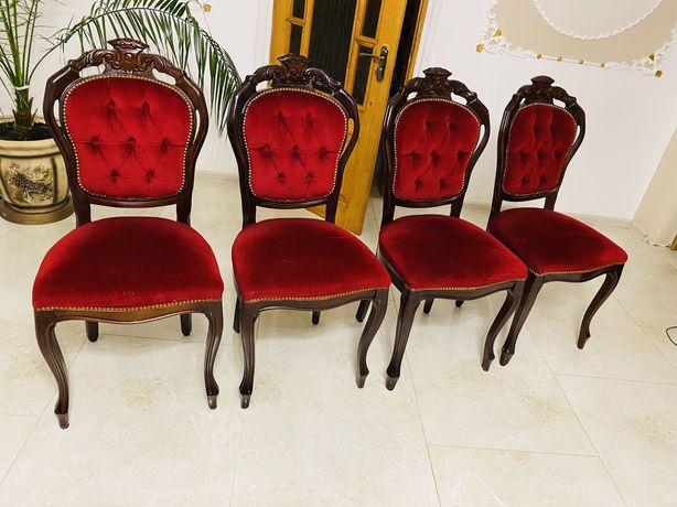 Стільці Барокко 4 штуки, стільці, крісла, стулья, Барокко