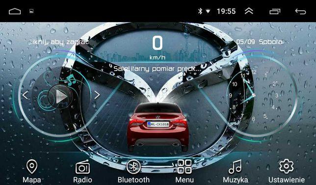 Radio 2 DIN 4*60 RDS Dzielony ekranNOWE MODELE Android 9.1,5 GWARANCJA