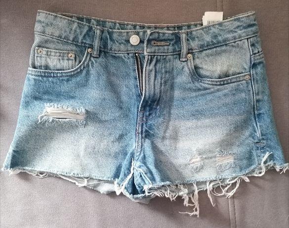 Spodenki jeansowe XXS 3 pary