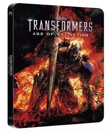 Transformers: Age of Extinction - Steelbook