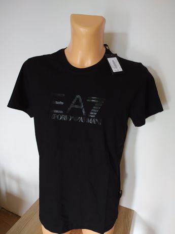 Nowa Koszulka męska Emporio Armani M XXL bawelna Premium Lato