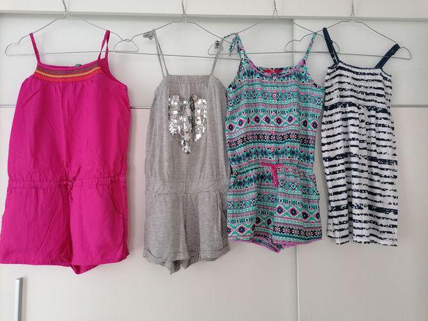 Zestaw ubrań dla dziewczynki 134 140 HM Zara