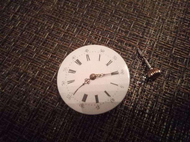 механизм от старинных золотых часов луковица 1810 года