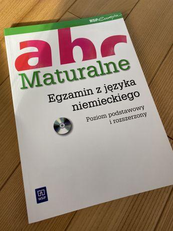 Podręcznik j.niemiecki + 8 tablic z zagadnieniami gramatyczne