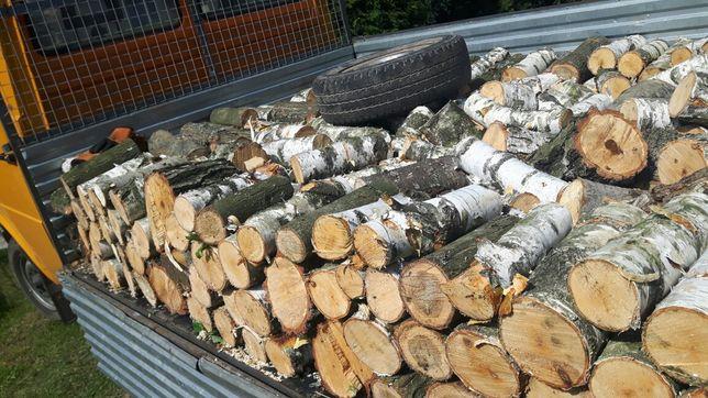 Drewno opalowe Transport gratis