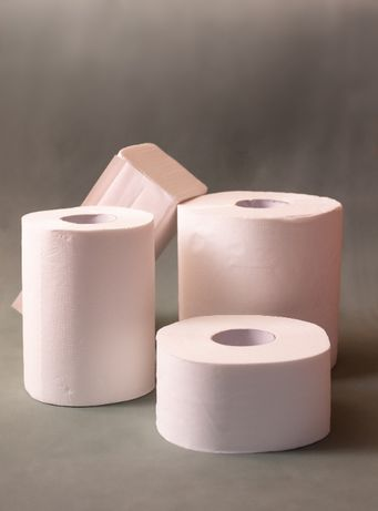 Ręczniki papierowe 100% celuloza