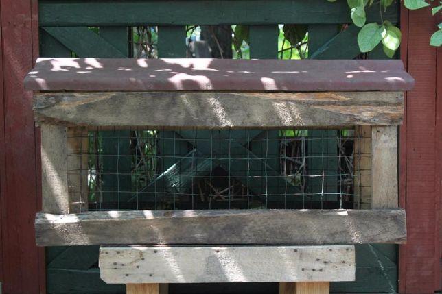Деревянная Клетка 106x52x40