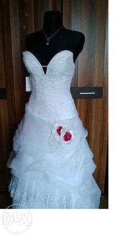 PROMOCJA Nowa suknia ślubna