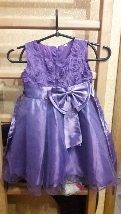 Платье нарядное 110 см Горбани - изображение 1