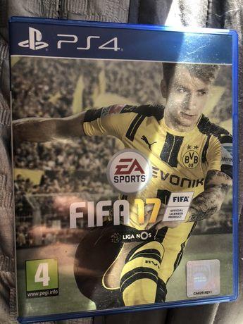 Vendo FIFA 17 para a ps4