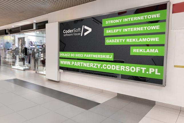 Sieć partnerska, Franczyza, Współpraca, Praca zdalna CoderSoft