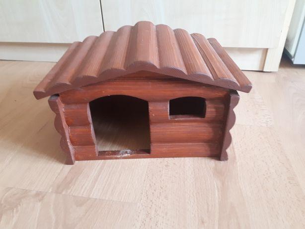 Domek dla jeża pigmejskiego