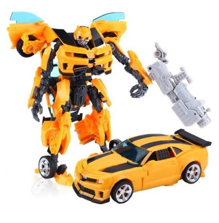 Игрушка Трансформер,машинка робот Бамблби,Bamblbi,Автобот 17см