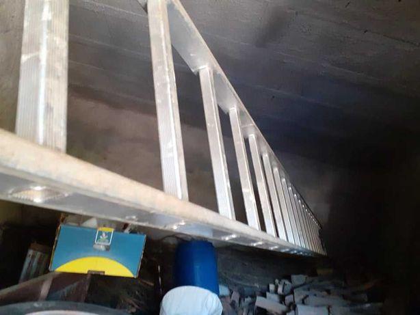 Escada em alumínio 8 metros