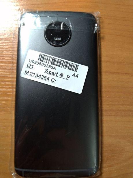 Задняя крышка Motorola G5S.
