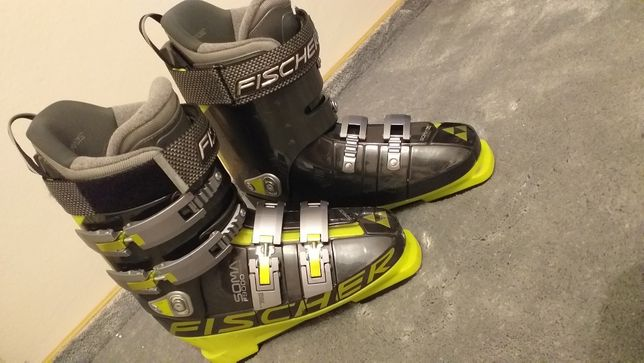 Buty narciarskie Fisher Soma F 9000 Race TI 38/39