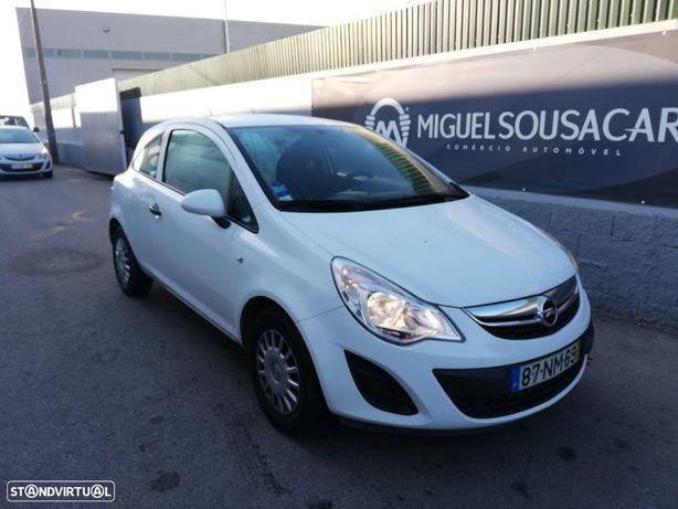 Opel CORSA D VAN 1.3 CDTI
