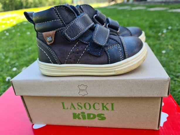 Buciki Lasocki Kids - r 21. Stan bdb
