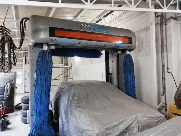 Myjnia samochodowa automat CHRIST PRIMUS C 150