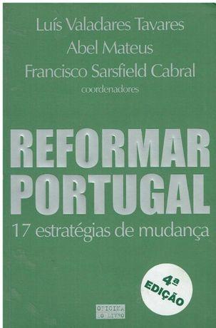 9256 Reformar Portugal 17 estratégias de mudança de Abel Mateus e Luí