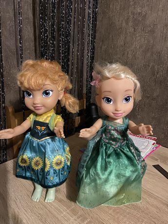 Кукла Disney Anna & Elza( Анна та Ельза) оригінал