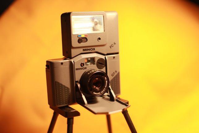 Редкий фотоаппарат Minox 35 GT-X