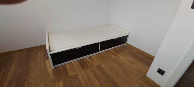 Łóżko z szufladami 2070 x 980 x 450