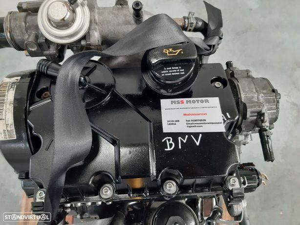 Motor Volkswagen Polo Seat Ibiza Skoda Fabia 1.4Tdi 80Cv Ref.BNM BNV