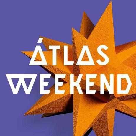 2 Билета 8-10 числа Atlas Weekend Харьков