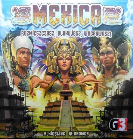 MEXICA gra planszowa