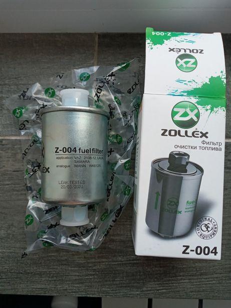 Фильтр топливный Zollex под закрутку 2108-21012