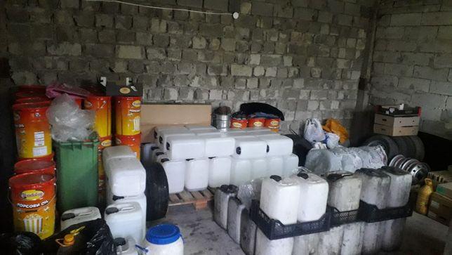 Бізнес Відпрацьована олія Ужгород