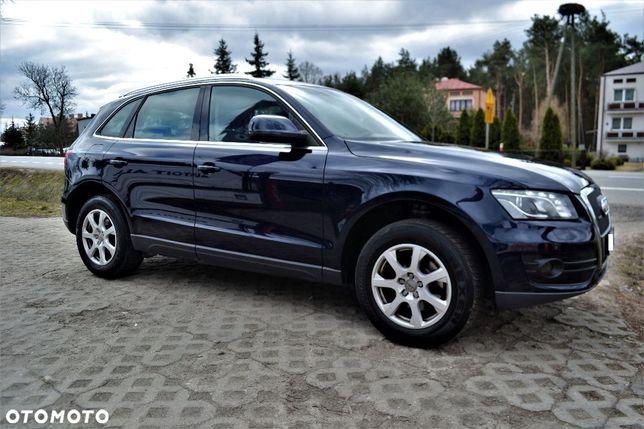Audi Q5 2.0TDI 170KM Quattro*Klima*Navi*Zadbane*Opłacone*Polecam !!!