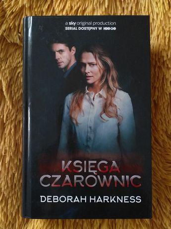 """""""Księga czarownic"""" - Deborah Harkness"""