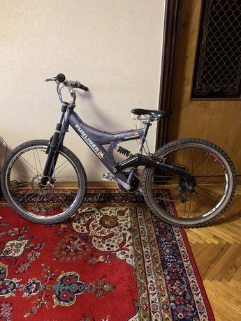 Велосипед б/у в хорошом состоянии ТОРГ!!! СРОЧНО