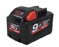 Nowy akumulator bateria 9Ah Milwaukee M18B9 Faktura