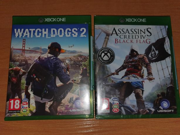 Watch dogs 2 i Assassin Creed za Gta V, xbox one