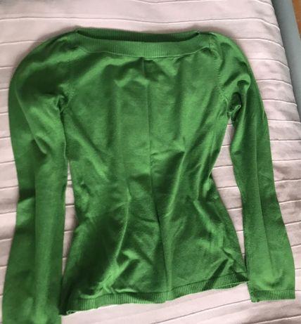 Zielony sweter Mohito rozmiar M