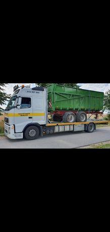 Pomoc drogowa transport maszyn rolniczych do 10 ton !