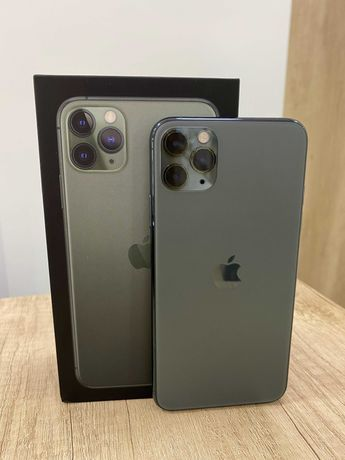 iPhone 11 Pro Max 64Gb Green Neverlock