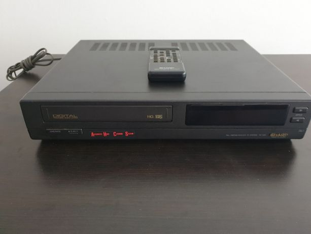 Magnetowid SHARP VC-A30-BP