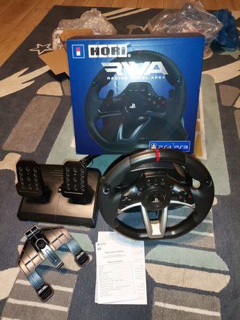 Kierownica PS3 PS4 HORI