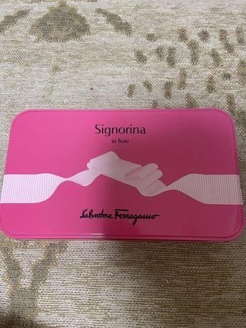 Набор духи/лосьон для тела Signorina in fiore Salvatore Ferragamo