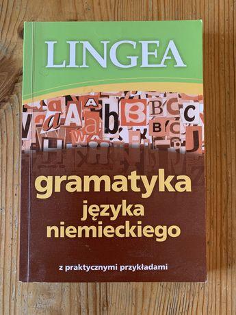 Gramatyka j. Niemieckiego. Lingea