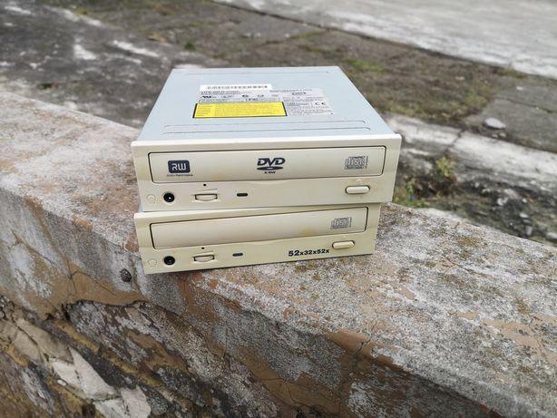 Nagrywarka DVD rw oraz napęd CD